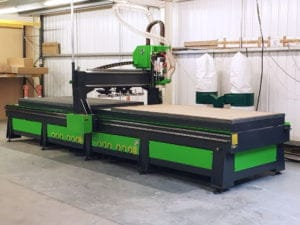Twin Bed CNC Router Installation