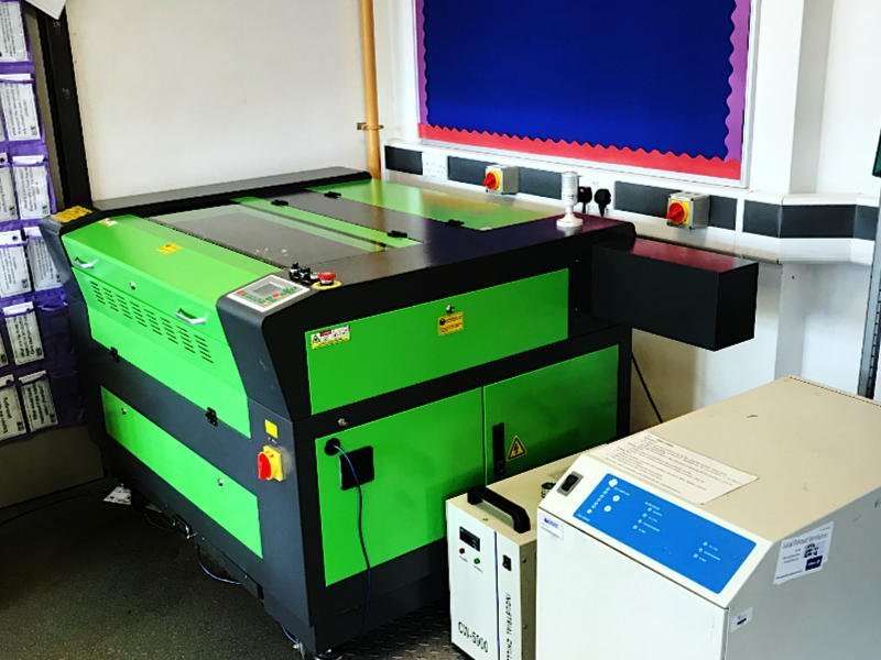 School in Smethwick chooses Lasertech