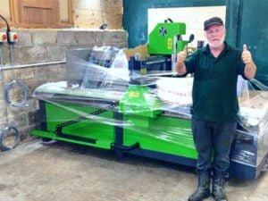 Barn Owl Sanctuary chooses Mantech for CNC