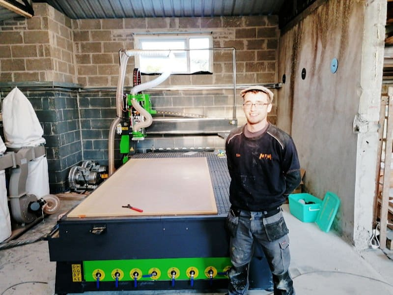 CNC Routers Ireland
