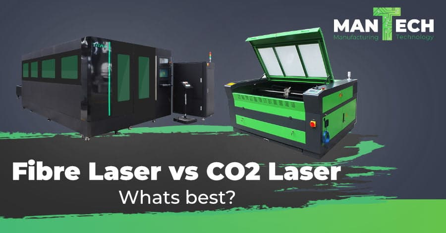 Fibre Laser vs CO2 Laser