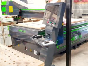 Carpentry Business Opts For Merlin CNC