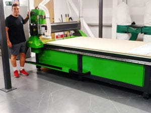 Sign Makers In Coventry Choose Spartan CNC