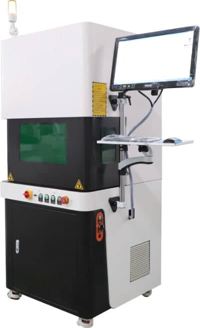 Extra Large Fibre Marking Laser