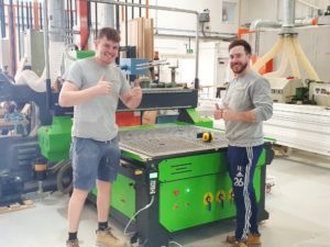 Joinery Business Buys Spartan