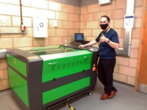 Co2 Lasers For Schools