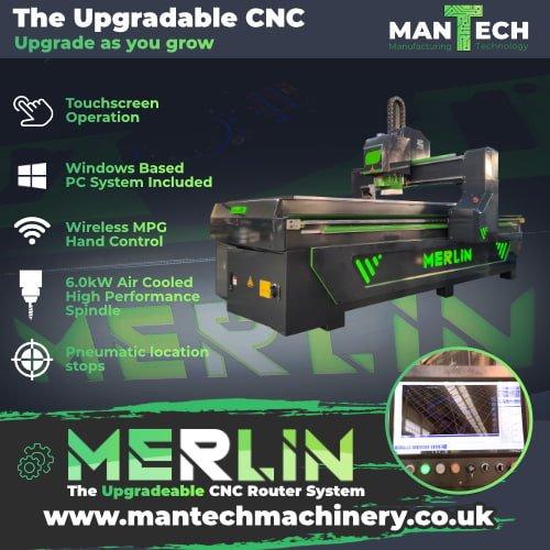 CNC Routers - UK CNC Specialists