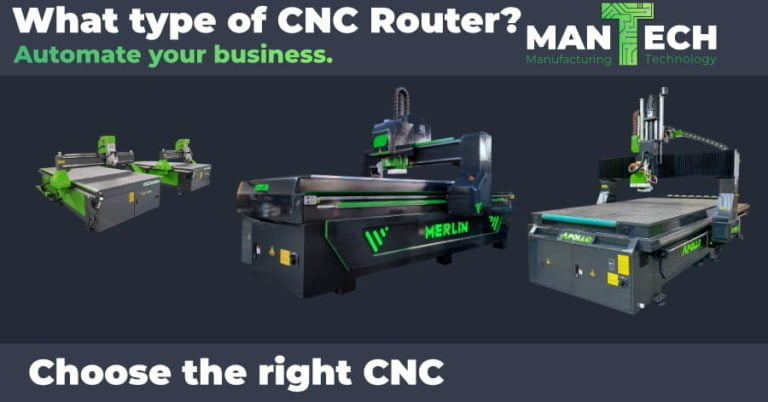 What Type Of CNC Router