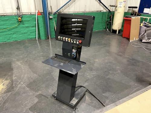 Apollo CNC Router Control Panel - Touch Screen
