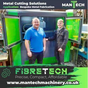 Metal Cutting Fibre Laser