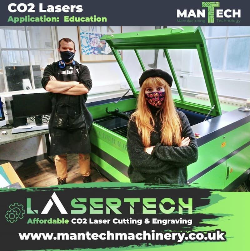 School Laser Cutter UK
