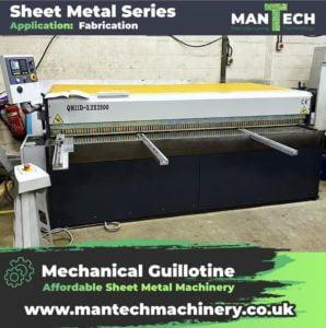 Affordable Sheet Metal Guillotines