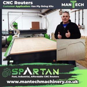 CNC Router - UK CNC Specialists