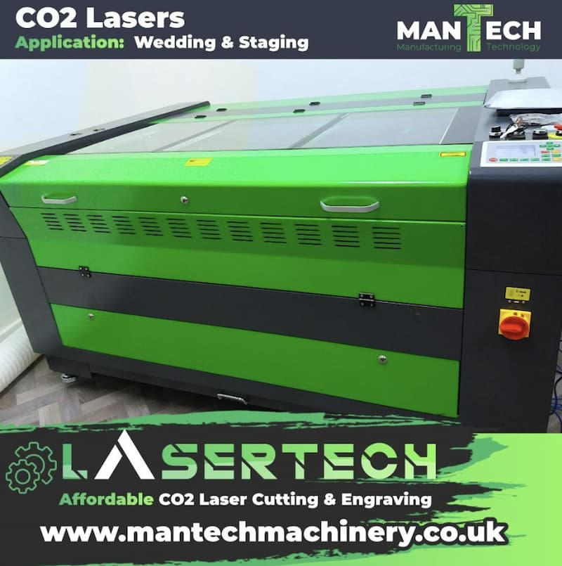 Professional Yet Affordable Laser Cutter