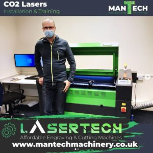 Laser Cutter UK