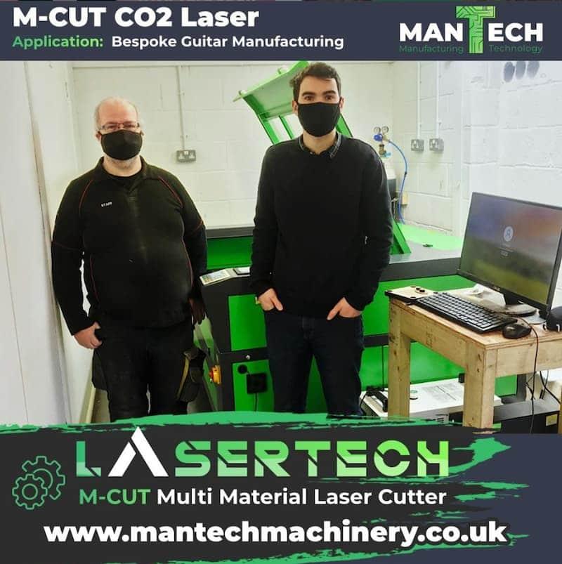 Multi Material Laser Cutter