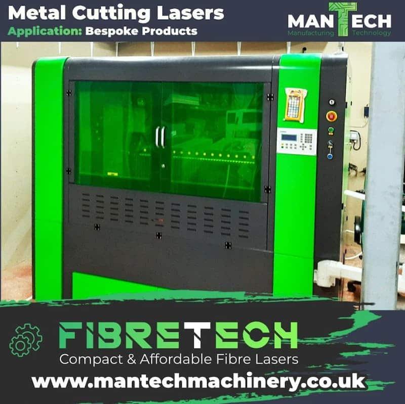 Engineering firm in Bristol chooses Fibre Laser