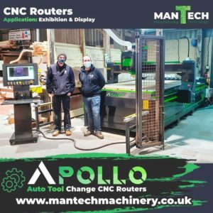 High performance CNC Router