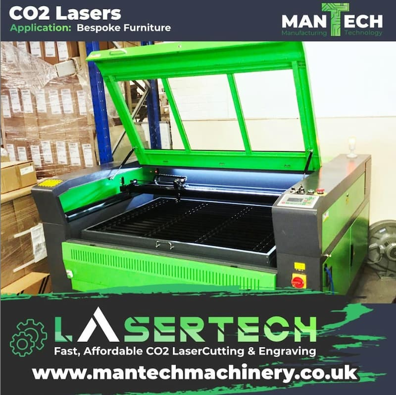 Hull based customer opts for Lasertech CO2 Laser Cutter