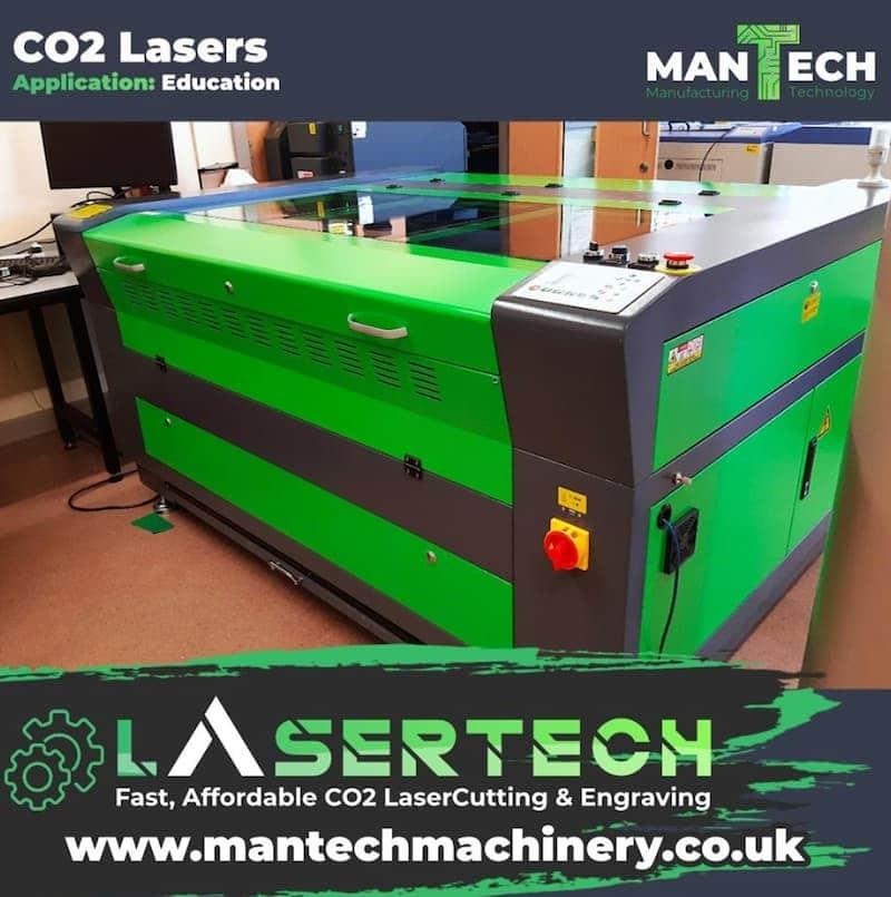 Laser Cutter Machine UK
