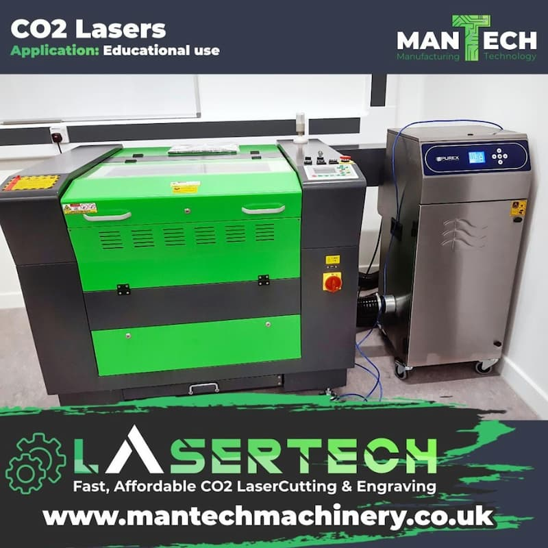 Laser Cutters For Schools