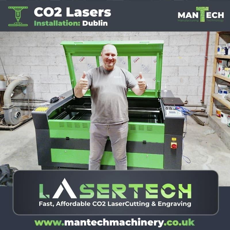 Laser cutter engraver UK