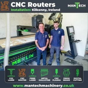 Affordable, High Performance CNC Routers UK