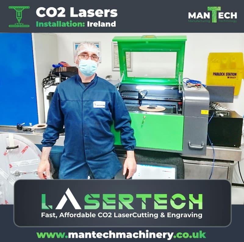 CO2 Laser Cutter UK