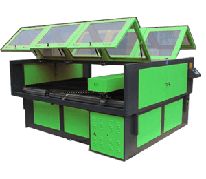 Large Format CO2 Laser Cutter Machines UK